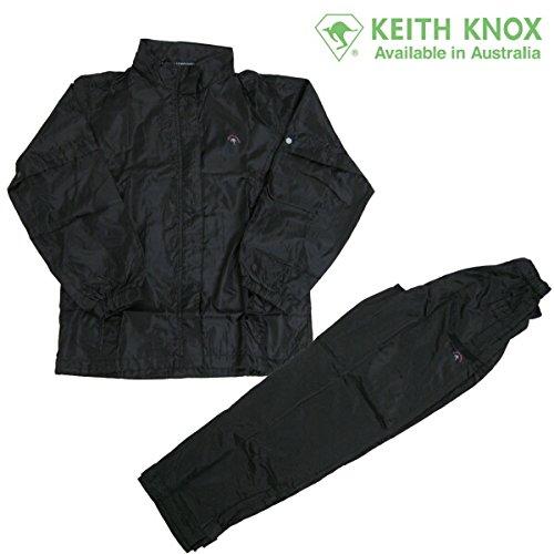 キースノックス レディース レインスーツ 上下セット KK-6100AL