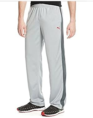 Men's Athletic Contrast Pants Quarry Grey Size Small