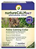 NurtureCALM 24 7 Feline Calming Pheromone Collar (Upto 15