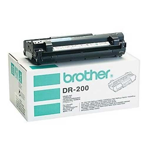 Original Brother DR-200 (DR200) 20000 Yield Drum Unit - Retail