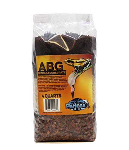 Pangea ABG Premium Substrate - 4 Quarts (Best Soil For Ferns)