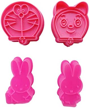 Miffy Cookie Stamp Rabbit Cookie Cutter Cartoon cookies.
