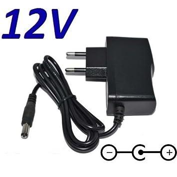Cargador Corriente 12V Reemplazo Camara IP Seguridad Wanscam ...