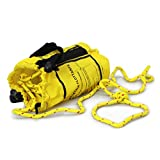 CPR Savers Throw Bag with 50 ft (15 Meters) Buoyant Water Safety Throw Rope