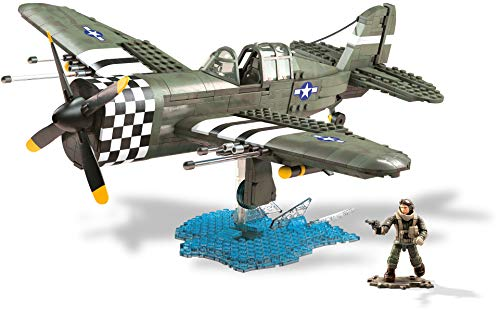 Mega Construx Call Of Duty WWII Fighter Strike (Duty Pack Call Of Big)