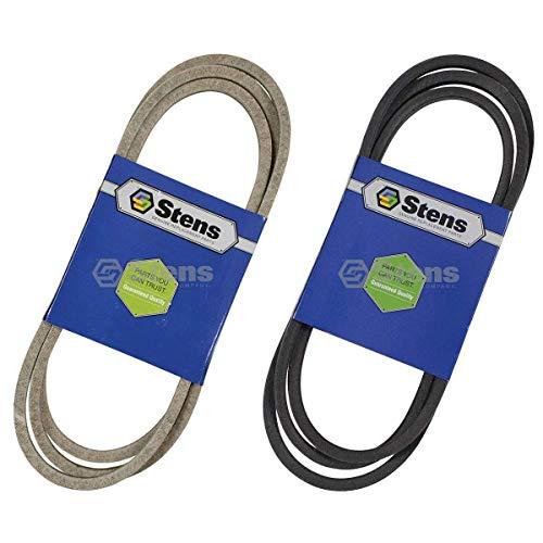 Lawn Mower Belt Deck & Drive Belt Combo fits Ariens 42
