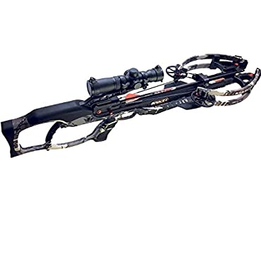 Ravin R110 Predator R9 Crossbow Package, Camo (1108861)