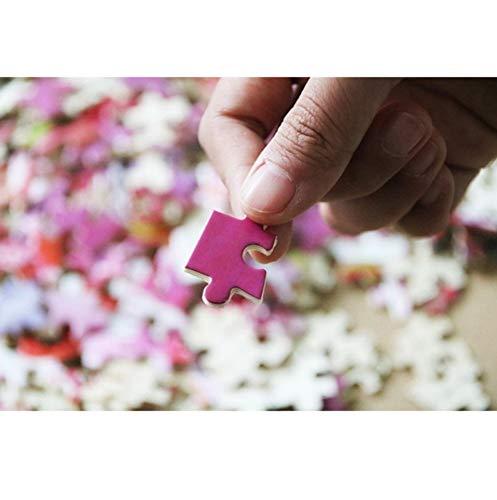 VVNASD Puzzle Rätsel Für 1000 Teile Für Rätsel Kinder Wohnkultur Wohnzimmer Schmetterling Blume Holz Spielzeug Spaß Spiele Tolles Pädagogisches Geschenk Für Kinder 63dc12