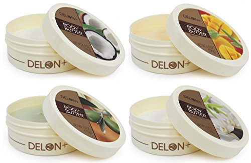 Delon FAVORITES Body Butter