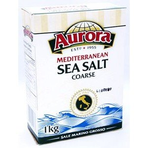 ean, COARSE (Aurora) 1kg (35 oz) (Aurora Salt)