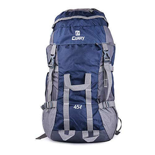 STALIN Blue 45L Lightweight Travel Hiking Bag Backpacking Backpack for Outdoor Hiking Trekking Camping Rucksack Price & Reviews