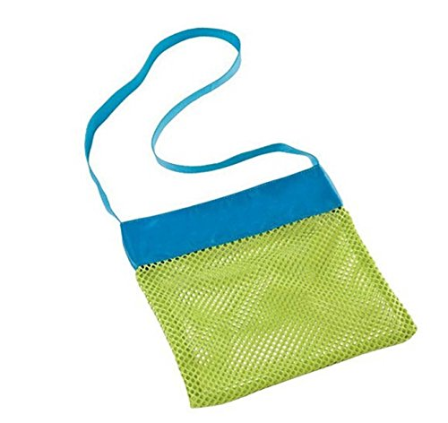 ESOW Baby One-Shoulder Toys Receiving Bag Beach Shell