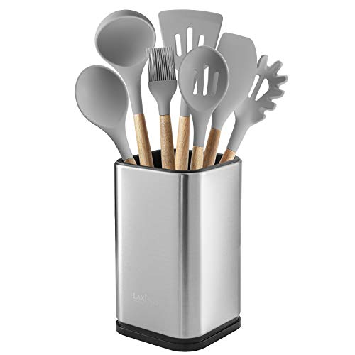 Stainless Kitchen Utensil Organizer Rectangular product image