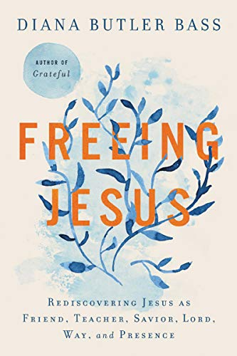 Book Cover: Freeing Jesus: Rediscovering Jesus as Friend, Teacher, Savior, Lord, Way, and Presence