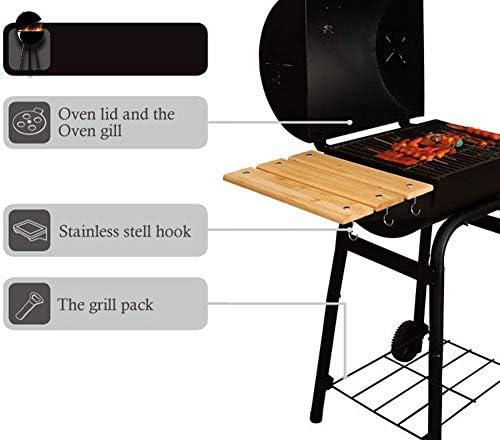 GYH-CHU Outils de Cuisson de Pique-Nique portatifs extérieurs de Gril de Barbecue pour Le Gril portatif