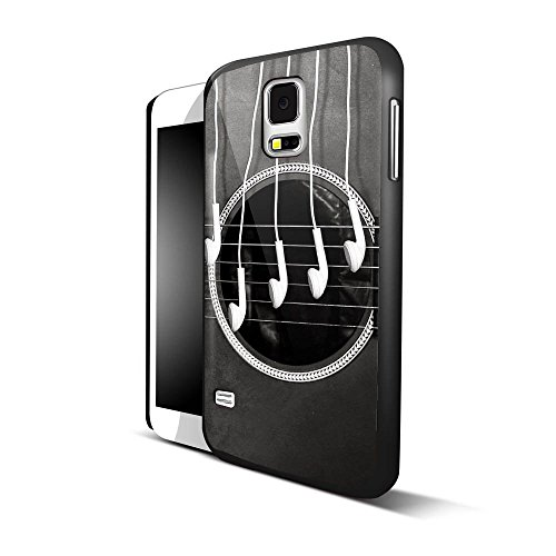 Guitar Wallpaper for iPhone and Samsung Galaxy Case (Samsung Galaxy S5 black)