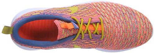 Nike Corsa Armory da One Lt Scarpe Pr white Pltnm Donna Roshe Flyknit Blau Blue rwIqxX5rz8