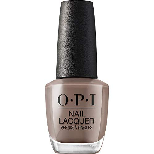 OPI Nail Lacquer, Over the Taupe