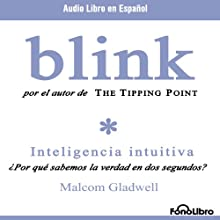 Blink Audiobook by Malcolm Gladwell Narrated by Rafael Monsalve