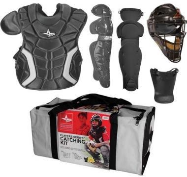 All Star CK1216PS Senior Player Series Catchers Kit (Series Baseball Catchers Kits)