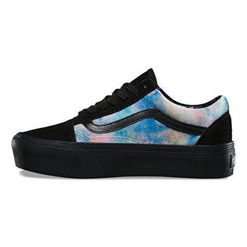 Slip Multi on Classic On Slip Platform Vans Trainers black Women��s UPXwTq