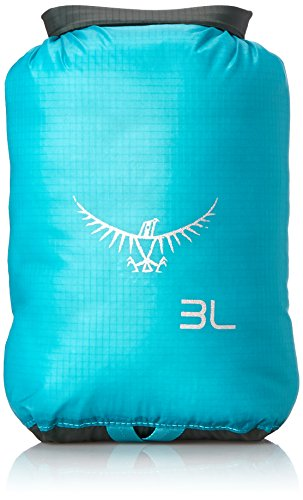 Osprey UltraLight 3 Dry Sack, Tropic Teal, One Size