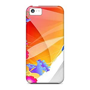 Iphone Cover Case - CCMPXYE6706WmYBa (compatible With Iphone 5c)
