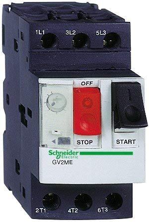 Square D Gv2Me14 10A 600V Man Starter