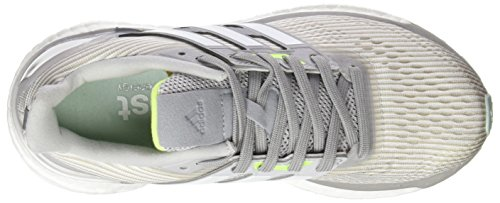 adidas Supernova W, Zapatillas De Gimnasia para Mujer, Gris Gris (Lgh Solid Grey / Footwear White / Mgh Solid Grey)