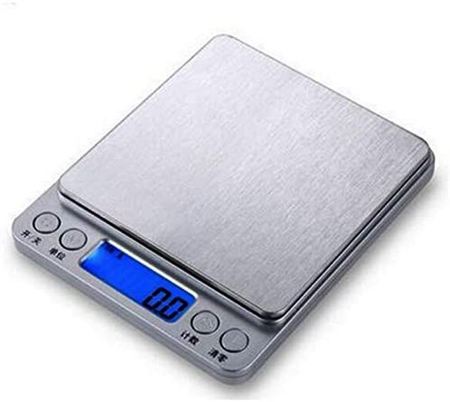 500g Digital Pocket Gram Scale Jewelry Weight Electronic Bal