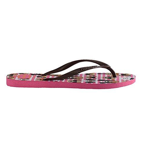 Shocking Pets Sandal Havaianas Slim Pink Bfxqqw6z