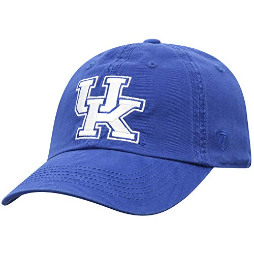 Top of the World Kentucky Wildcats Men's Hat Icon, Royal, Adjustable ()