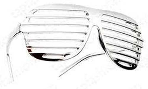 Shutter Shades ® / Novelty Fun Shades - 50 Cent Sunglasses