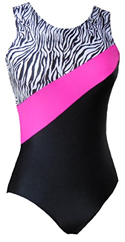 Look Activewear Bright Leotard Gymnastics