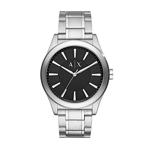 Armani Exchange Men's AX2320 Silver Quartz Watch -