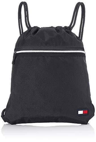 Tommy Hilfiger Unisex Kinder Kids Core Drawstring Backpack Rucksack, 1x1x1 cm