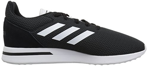 Pictures of adidas Men's Run70S Running Shoe Black/ B96550 Black/White/Carbon 3