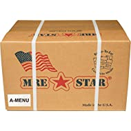 Fresh Packaged MRE Meals Ready to Eat Meal kits. Military Style Meals. Includes Delicious Entrees, Accessory Pack, Side Dishes, Beverage Mix (Choose your meals) (12, Case A)