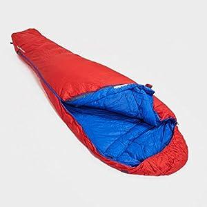 Berghaus Elevation 400 Sleeping Bag, Red, One Size