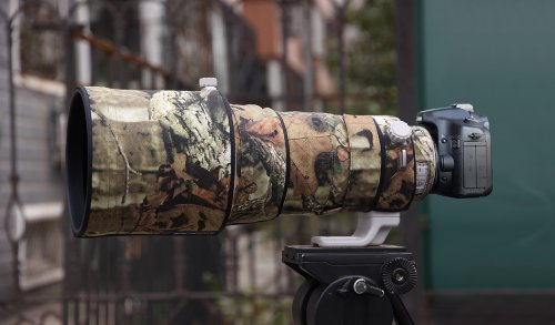 RolanPro カノン レンズ保護カバー Canon EF 300mm f/2.8 L IS II USM用 迷彩レンズ コート [並行輸入品]  色の番号:#03 B00WL0FT0S