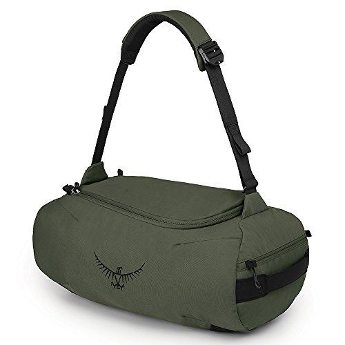 Osprey Packs Trillium 65 Duffel Bag, Truffle Green, One Size