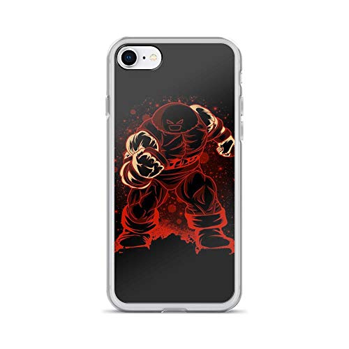 iPhone 7/8 Pure Clear Case Cases Cover The Unstoppable Digital Art