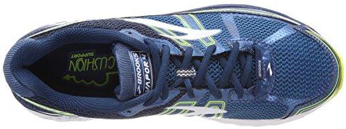 Brooks Men's Vapor 4 Running Shoes Blue (Blue/Navy/Nightlife 1d409) CEendb