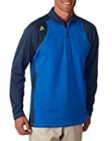 Adidas Golf A276 Adidas Mens 1/4-Zip Training Top
