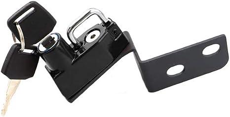 GUAIMI Motorcycle Anti-Theft Security Helmet Lock with Keys Compatible with K-T-M DUKE 125 2012-2016 DUKE 200 2013-2016 DUKE 390 2014-2016 DUKE 250 2015-2016