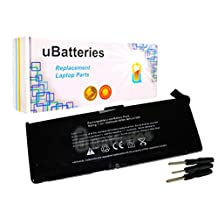 "UBatteries Laptop Battery Apple MacBook Pro 17"" A1309 A1297 MC226CH/A MC226TA/A MC226LL/A MD311LL/A MC226*/A MC226J/A MC725J/A (2009-2010 Version) - 7.2V, 95Whr"