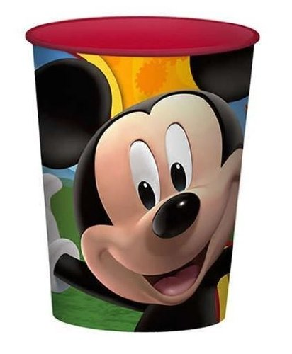 Mickey Playtime 16oz Stadium Cups 12 Pack
