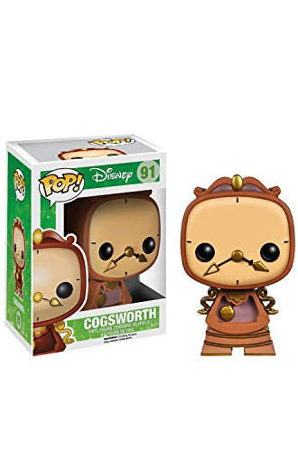 Costume Cogsworth Clock (Beauty and the Beast Cogsworth Pop! Vinyl)
