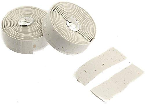 Orbea Cork White Road / Triathlon Bike Drop Aero Handlebar Tape + Bar Plugs NEW (Aero Drop Bar)