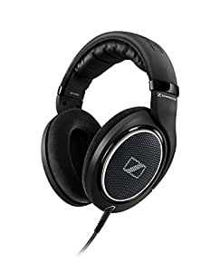 Sennheiser HD 598 Special Edition Over-Ear Headphones, Black